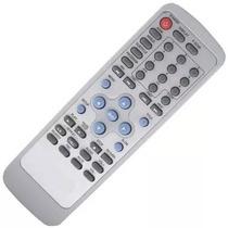 Controle Remoto Dvd Britania Dvd-1005 Compact Slim