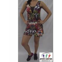 Macaquinho/ Vestido Short/ Saia Fitness - Suplex Light