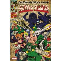 Coleçao Historica Marvel Guerras Secretas # 02 Novo Lacrado