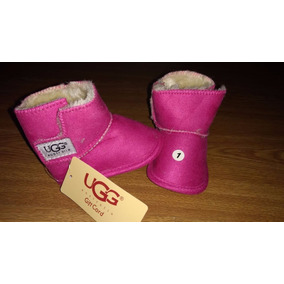 Pantubotas Ugg Bebe Rosa T1 Importadas!!!!