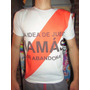 Remera De River Plate Sublimada Muñeco Gallardo Unica!!!!