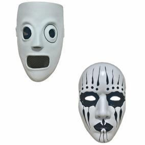 2 Mascaras Slipknot Corey Taylor E Joey Jordison Combo Slip