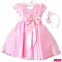 Vestido Princesa Realeza Festa Infantil Formatura Promoção