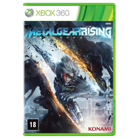 Game Xbox 360 Metal Gear Rising - Revengeance