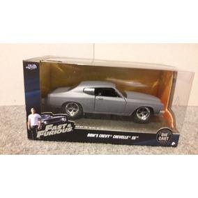 Chevy Chevelle Ss Rapido Y Furioso Esc1/32