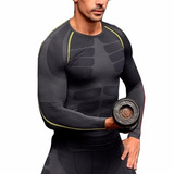 Camisa De Compresion Fitness Gym Crossfit Mma Deportiva Bici