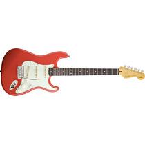 Guitarra Fender Squier Simon Neil Stratocaster Braço Escuro