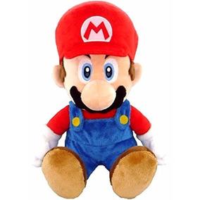 Pelucia Jogos Super Mario Bros Games Nintendo Boneco 20 Cm