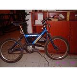 Vendo Bicicleta Rin 16 Color Azul