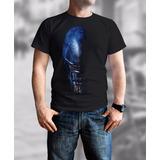 Camisa Camiseta Filme Alien Modelo 2 Estampa Digital