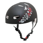 Capacete Kraft Bike/skate Rapel Voo Livre Tubarão