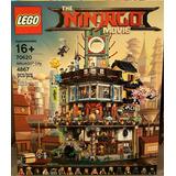 Lego Ninjago City 70620 Nuevo Sellado 4867 Piezas