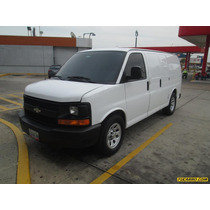 Chevrolet Van Carga