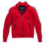 Campera Casual Blauer Easy Man 1.0 Rojo Membrana Impermeable