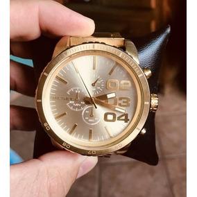 90ad6115c0b Relogio Diesel Dourado Dz 4268 - Relógios De Pulso no Mercado Livre ...