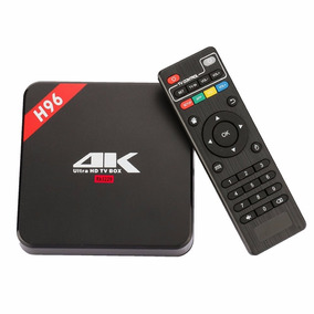 H96 Pro 4k Android 6.0 1gb Tv Box Smart Hd Desbloqueia Canal