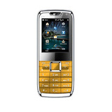 Celular E71 Dual Sim Com Tv Câmera Bluetooth Dourado