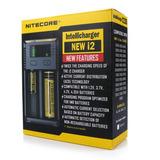 Nuevo De Nitecore I2 Universal Inteligente Batería Cargador