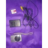 Cámara Digital Sony Cybershot 7.2mpx Mod W120
