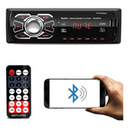 Auto Radio Pra Carro Mp3 Player Automotivo Bluetooth Usb Sd