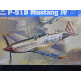 P-51d Mustang Iv 1/32 Trumpeter