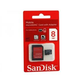 Cartão De Memória Sandisk 8gb Para Lg L4 Ii E470