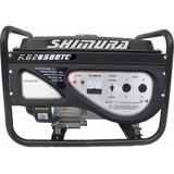 Grupo Electrogeno 6500 A Shimura Profesional Oferta Sale !!