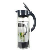 Jarra De Vidrio 1.5 Litros Para Agua Y Jugos Titiz ®