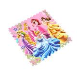 Tapete Princesas Fomi Bebes Niñas Armable Resistente Nuevo
