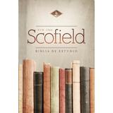 Biblia De Estudio Scofield - Tapa Dura Multicolor - Rv 1960