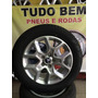 Jogo De Rodas Jeep Renegade Aro 17 Original 2017 Pneus Novos