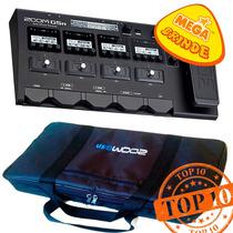 Pedaleira Zoom G5n +fonte Original +cabo Usb + Bag