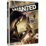 Wanted / Se Busca - Blu-ray + Dvd + Digital Hd - Steelbook