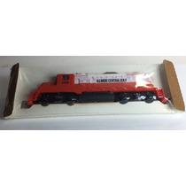 Locomotiva Tyco Escal Ho Ilions Central S/uso Embalagem Orig