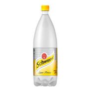 Agua Tonica Schweppes Botella Gaseosa Original - 01mercado