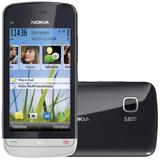 Celular Nokia C5-03 Symbian Com Câm. 5mp, Mp3, 3g, Wi-fi, Fm