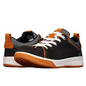 Zapato Seguridad Tipo Tenis Casquillo Berrendo Urban 409