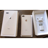 Iphone 8 Plus 256 Gb Libre Fabrica Caja +12055732786