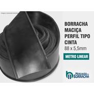 Borracha Cinta Tanque 88x5,5mm - No Metro