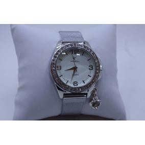 5ed2928afc6 Relogio Potenzia Apiu 30m Quartz Prata Masculino - Relógios De Pulso ...