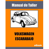 Mantener Tu Volkswagen Vivo Escarabajo 1200 1300 1500 1600