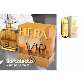 Perfume Bortoletto Hera Vip 100ml, Two One Two, 212