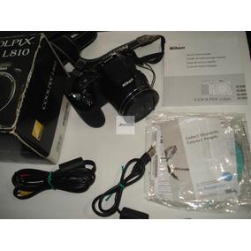 Nikon Coolpix L810 16.1 Mp Cámara Digital Con 26x De Zoom