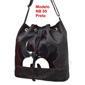 Bolsa Feminina Modelo Mickey Atacado E Varejo Ótimo Prêço 3660f5298b4