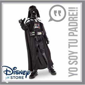 Darth Vader Disfraz Star Wars Sonidos Disney 5-6, 9-10