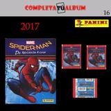 Laminas Spiderman De Regreso A Casa (2017)