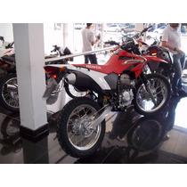 Honda Xr 250 2017 Okm $42500, 12 Cuotas De $ 4072