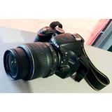 Camara Profesional Nikon D3200 24.2mpx