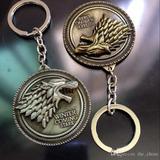 Games Of Thrones Casa Stark Llavero Collar Juego De Tronos