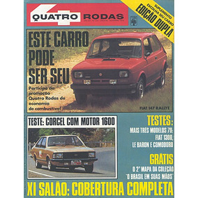 4r.220 Nov78- Fiat1300 Corcel2 Lebaron Opala Puma Tarpan Ada